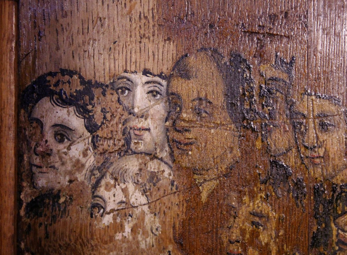 Rood Screen Conservation at St Matthew's, Ipswich