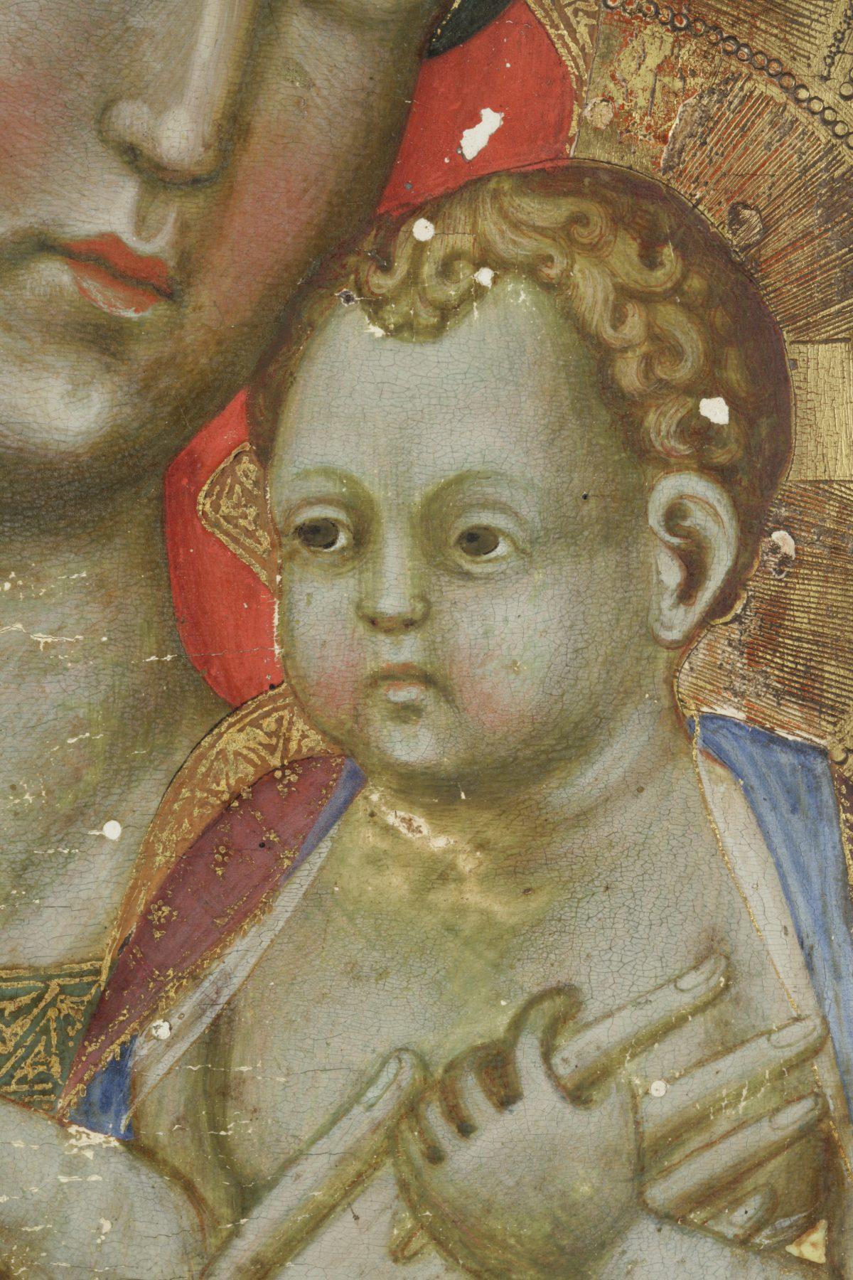 Madonna and Child, by Pietro da Orvieto