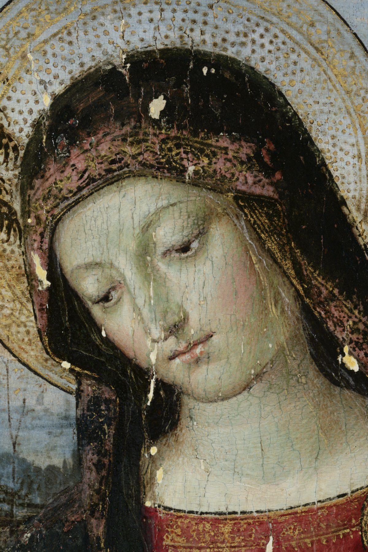 Tickled Pink: Unexpected Discoveries in the Painting Technique and Treatment History of Pinturicchio's Virgin and Child